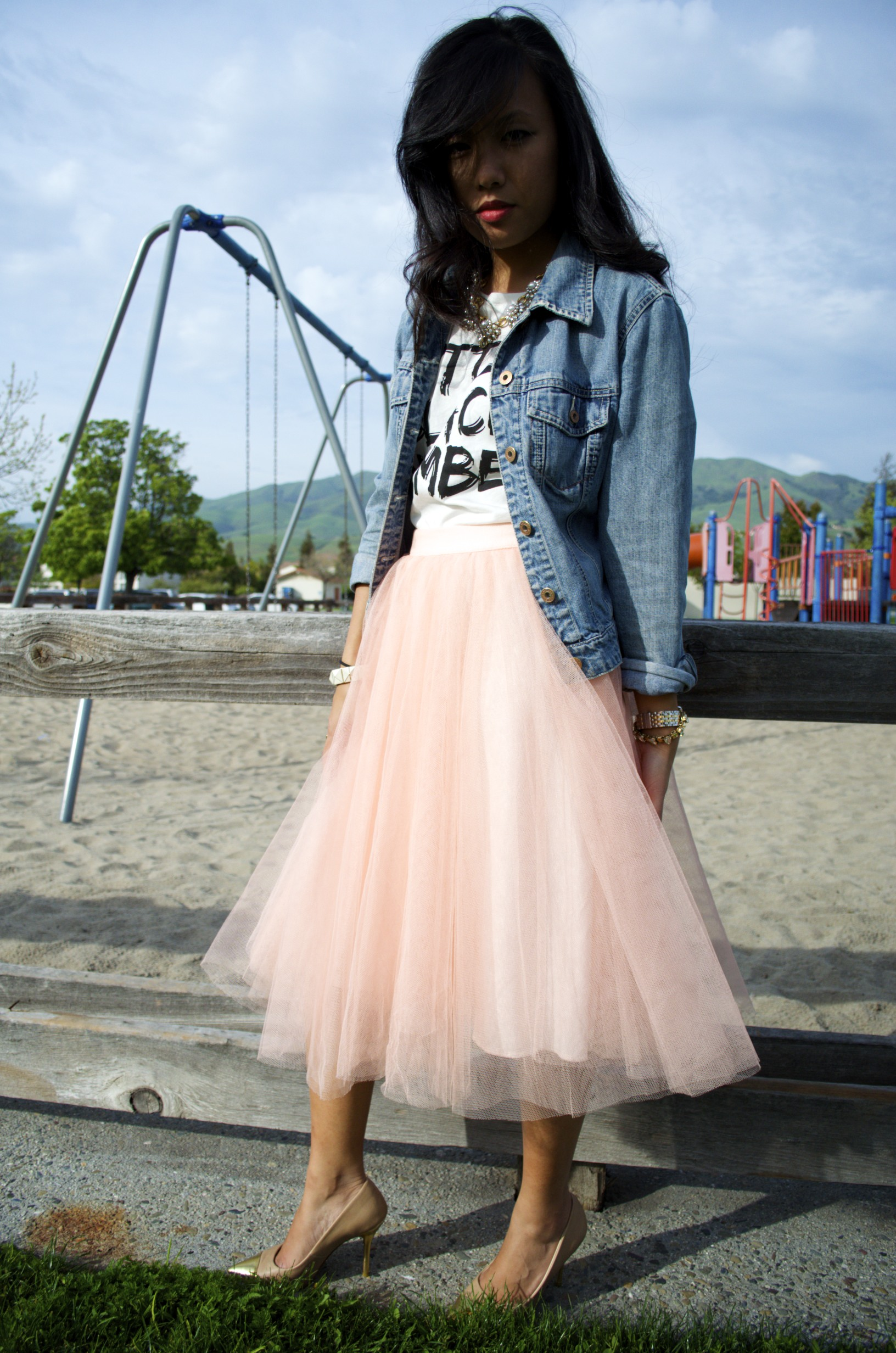 Trend The Tulle Skirt Snippetswithalex